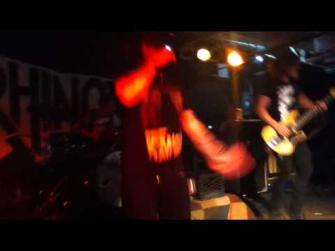 Famous last words live at Rhinos: to play hide and seek with jealousy.