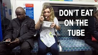Breaking the Rules of the London Underground