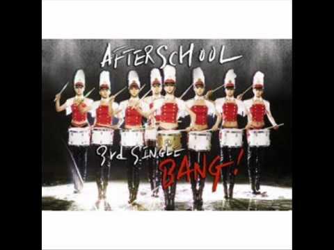 Download lagu Mp3 After school - Bang! (Inst) terbaru