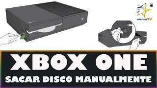 Xbox One Tutorial Sacar Disco Atorado
