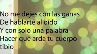 Horoscopos De Durango - No me dejes con las ganas (letra/lyrics)