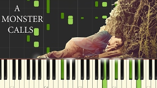 a monster calls synthesia tutorial