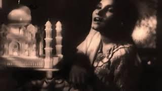 mere liye jahaan mein chain naa qaraar hai..Noor Jehan_Ghulam Haider_Khandaan 1942..a tribute