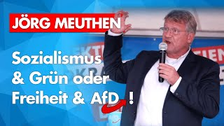 CDU irrlichtert nach links | Jörg Meuthen