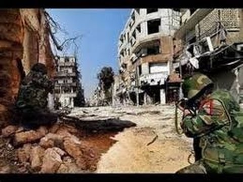 Iran's Secret Army in Syria Documentary 2015