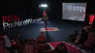 A jam bere burre tash? Petrit Bejdoni at TEDxPrishtinaWomen