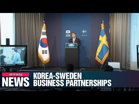 Korea-Sweden agree to boost partnership in new growth engines including biohealth