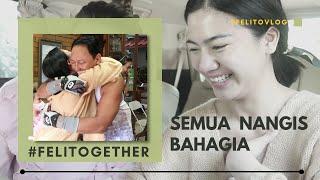CUMA HITO YANG BELUM TAU KALO FELI HAMIL | FELITOGETHER OFFICIAL