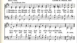 Breathe on Me, Breath of God (Nova Vita)