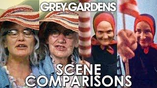 Grey Gardens (2009) - scene comparisons