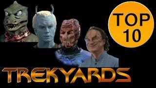 Trekyards Top 10 - Alien Races (canon)