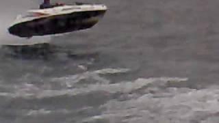 SeaDoo Jumping MADNESS!!!!