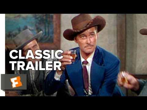 Montana (1950) Official Trailer - Errol Flynn, Alexis Smith Movie HD