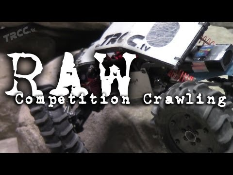 TRCC ROCKS - RAW RoCk Crawling Action from Calgary Crawlers Winter Series Round 2!