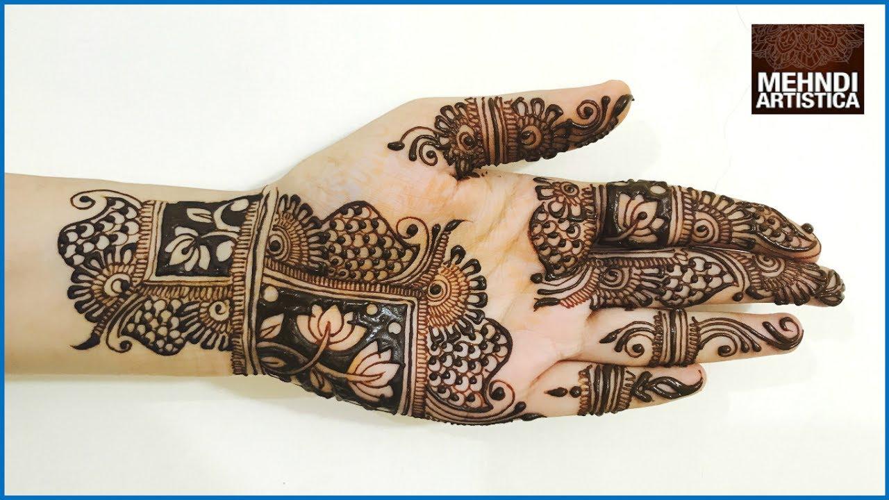 Diwali Henna Designs: BEST Eid & Diwali Henna Mehndi Design For Hands