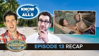 Survivor Know It Alls | Millennials vs Gen X Episode 13 Recap