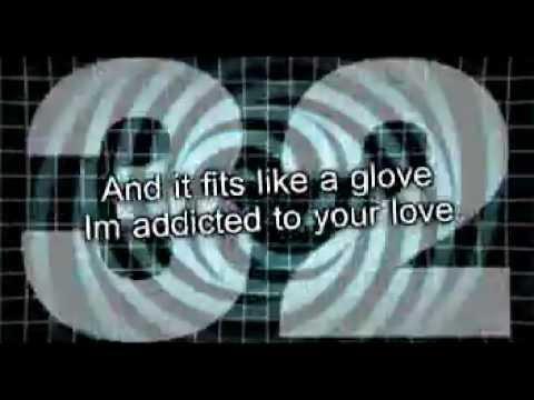 Madonna i'm addicted (fan made lyrics video)