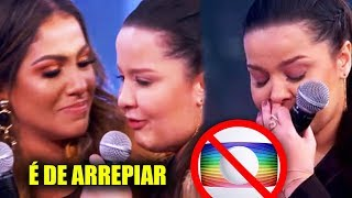 É De Arrepiar! Deus usa Gabriela Rocha ao vivo na Rede Globo e surpreende a emissora de TV