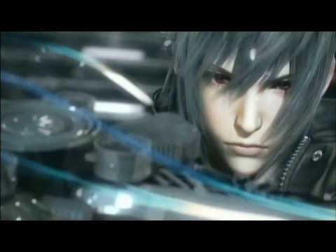 "Final Fantasy XV [FF Versus XIII] Trailer (TGS 2010) - ""Saltillo"" HD"