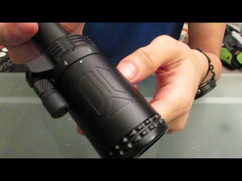 Bushnell AR Optics 3-9x40mm Scope Overview *New Model*