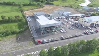 Kelly's Toyota Garage, Letterkenny - Boyle Construction