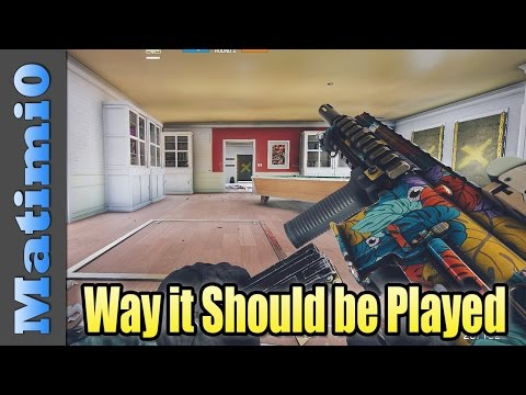 Way it Should be Played - Rainbow Six Siege