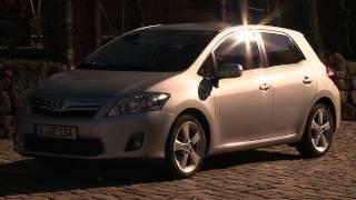Test: neuer Toyota Auris Hybrid 2011