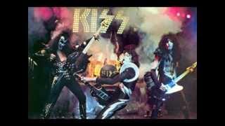 Kiss- Deuce - Kiss Alive Version 1975