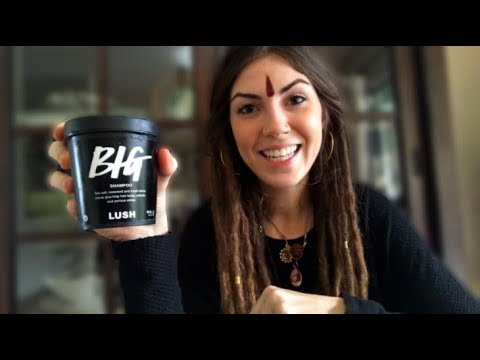 Best Vegan Hair Products for Dreadlocks || How to Clean/Care for Dreads(Jattas)