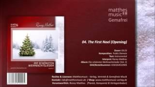 Opening (04/13) [The First Noel | Public Domain] - CD: Die schönsten Weihnachtslieder, Vol. 2