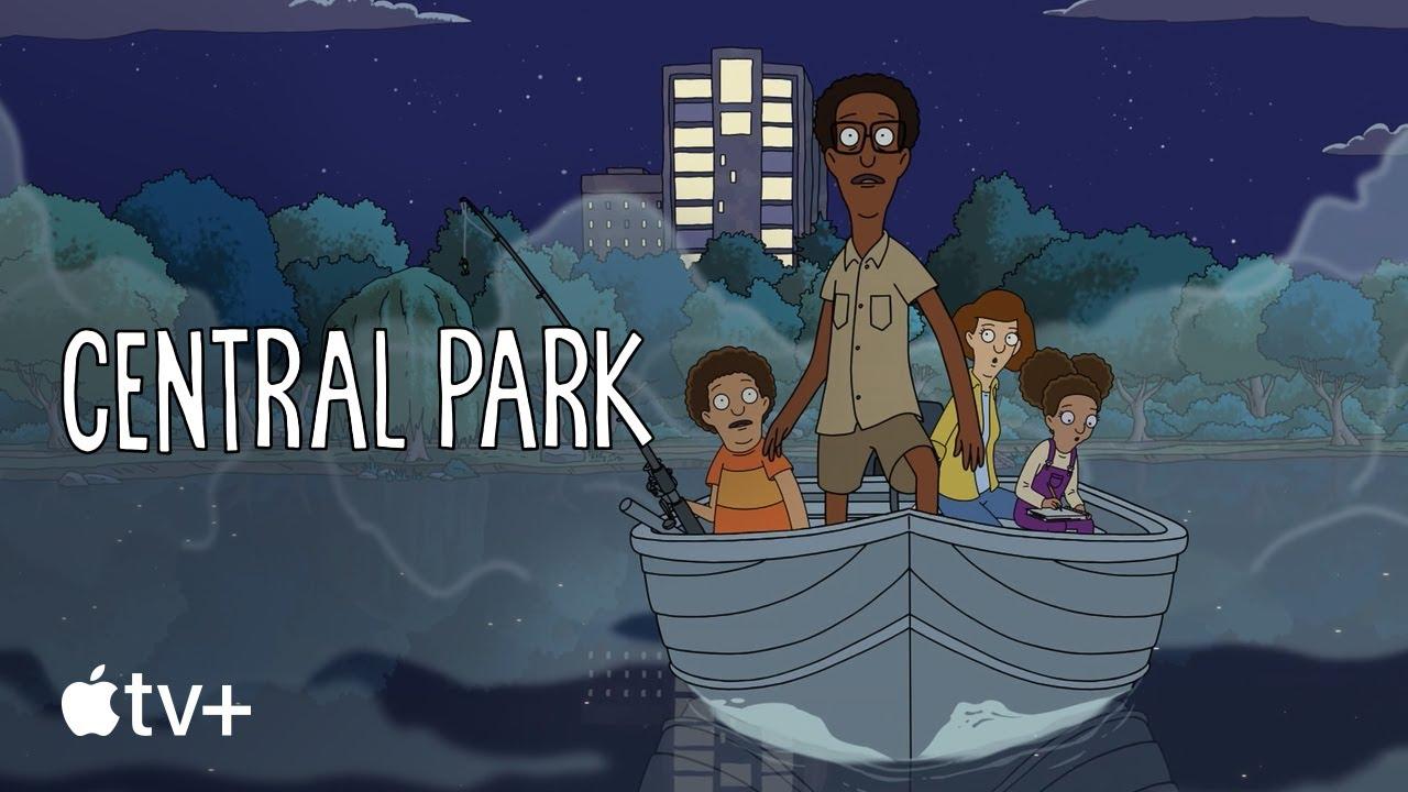 "Central Park — ""Die Trying"" Lyric Video   Apple TV+"