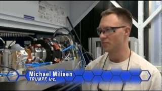 Behind the Scenes with A Laser Systems Technician