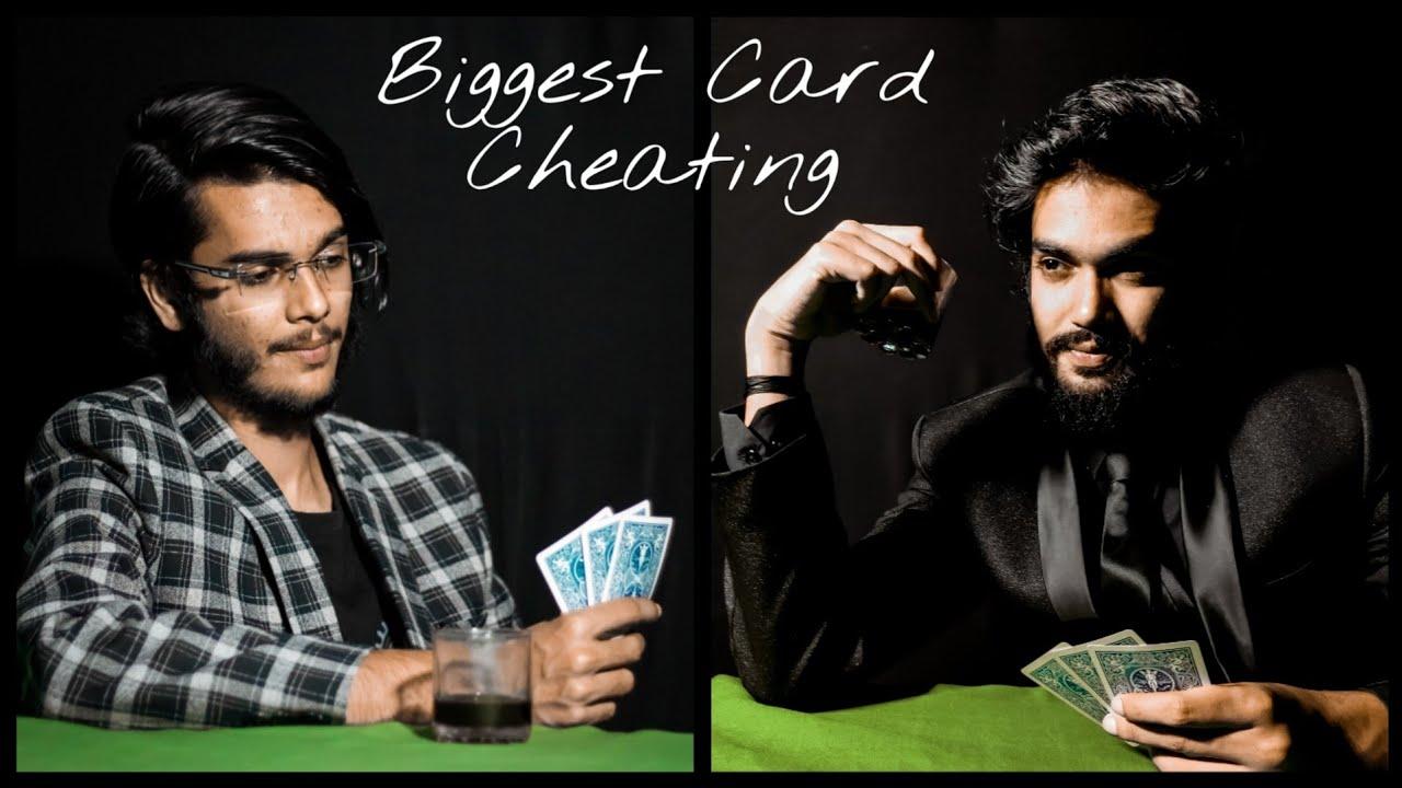 Biggest CHEATING in CARD GAME - CASINO Scene