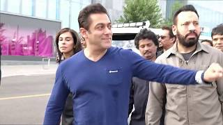 Salman Khan at Being Human Canada launch