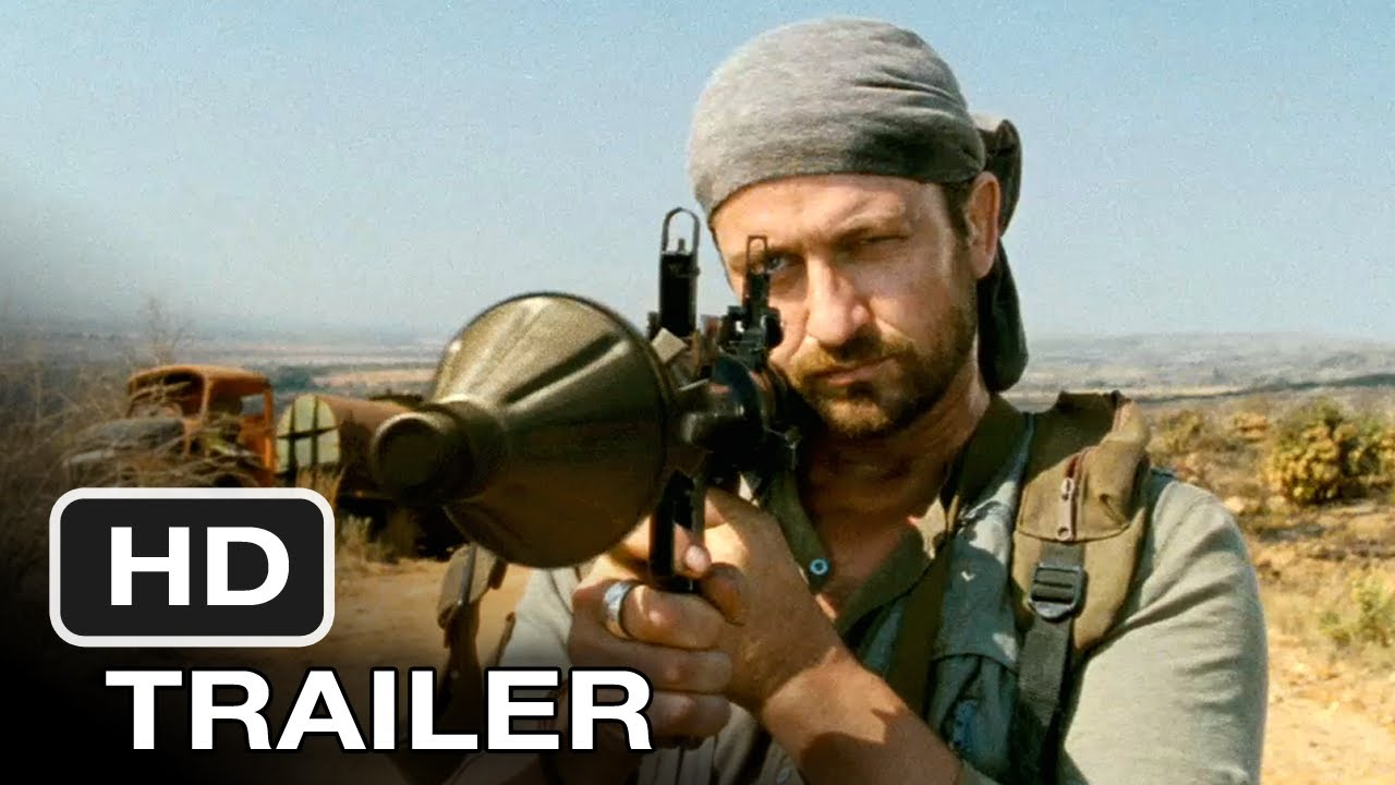 Machine Gun Preacher Movie Trailer 2011 Hd Youtube