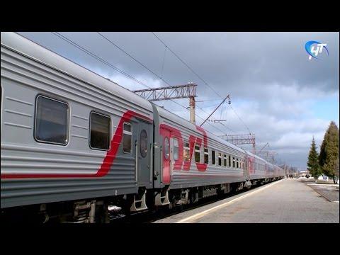 На железнодорожном вокзале провели мастер класс по покупке билетов на «Ласточку»
