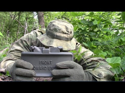 INFANTRYMAN'S GUIDE: M18A1 CLAYMORE