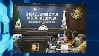 Miniatura de video #LaNota Mesa de Seguridad reforzará acciones preventivas en todas las comunidades de #BCS