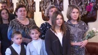 Бриллиантовая свадьба семьи Пашневых
