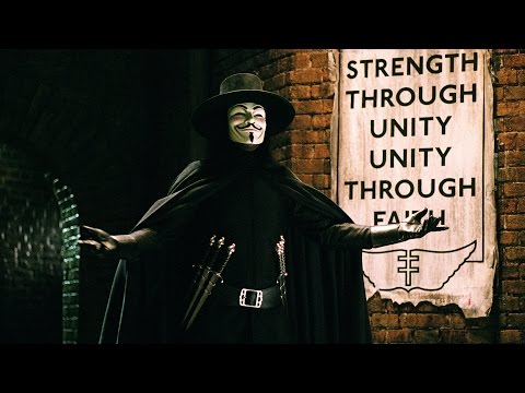 V for Vendetta (2006) Trailer