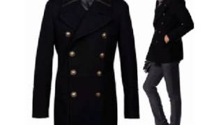 Mens Pea Coat Trends, Cheap Pea Coat online Sale