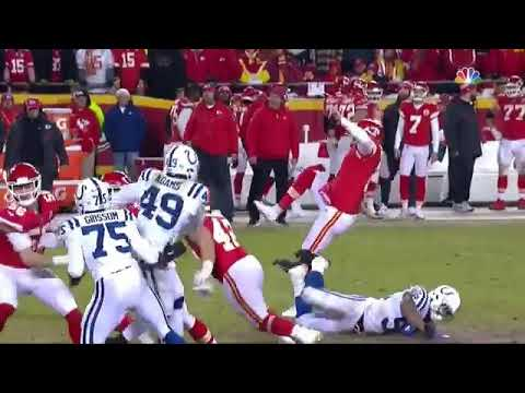 b5b80d5f16d Colts vs Chiefs bad running into punter call - 12-01-2019