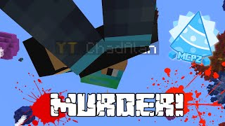 MINECRAFT LET'S PLAY MURDER | RADIOJH GAMES & GAMER CHAD