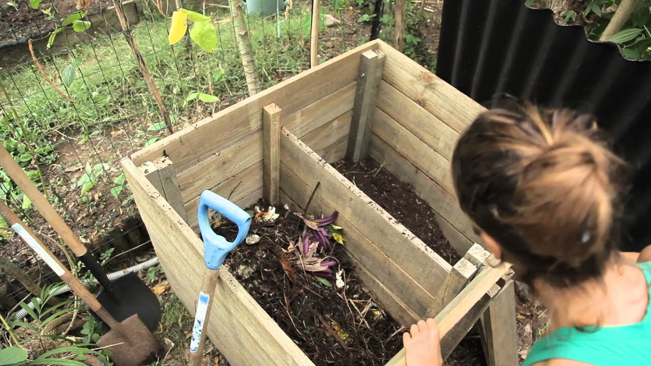 Le compost la maison youtube for Ashoka ala maison