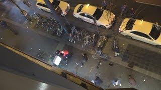 Exklusiv: Schlägerei löst Polizeieinsatz aus am Bonner-Bertha-von-Suttner-Platz am 01.04.18