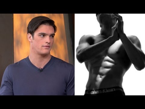 Super Bowl 2013 Commercials: Calvin Klein Underwear Model Matthew Terry Interview