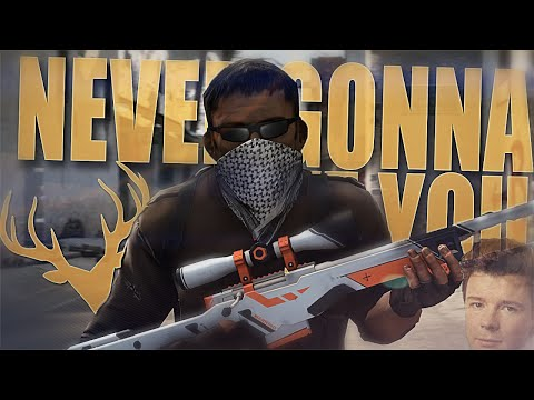 "Stagged - ""Never Gonna Give You AWP"" - CS:GO SONG PARODY"