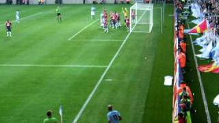 Malmö FF - Örgryte Labinot Harbuzi 1-0