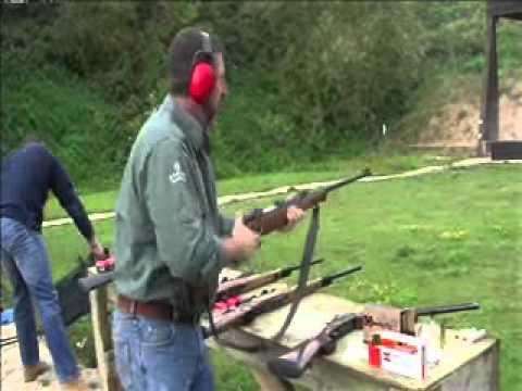 CZ and BRNO Rifles wmv