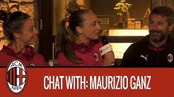 A chat with: Maurizio Ganz